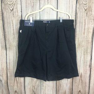 🌕4/$15🌕NWT Polo Ralph Lauren Blue Pleated Shorts